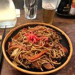 Yakisoba (nouilles sautés au porc) à 11€