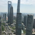 Photo of The Oriental Pearl TV Tower Of Shanghai Revolving Restaurant