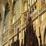 Veitsdom (Chram svatého Víta) Foto