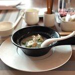 Breakfast - Lobster & Pork Congee
