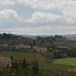 Chianti country side