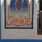 صورة فوتوغرافية لـ salon de te