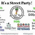 Street Party Saturday, April 28th!