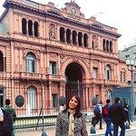 Casa Rosada!