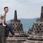 Yogyakarta Tour Driver ภาพถ่าย