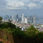 Ancon Hill - some of the rewarding views from the top