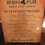 Foto di McCarthy & Bailey's Irish Pub