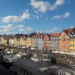 Nyhavn, view from the room