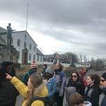 More of the tour thru Reykjavik