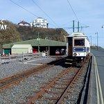 Foto de Manx Electric Railway