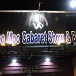Photo of Moo Moo Cabaret show bar