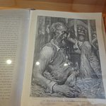 Don Quichotte, édition londonnienne de 1867 illustrée par Gustave Doré