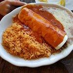 burrito plate kids No. 5