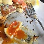 Brioche so light and delicious with fab eggs