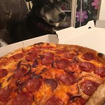 Amazing pizza as always