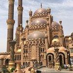 صورة فوتوغرافية لـ مسجد المصطفى
