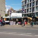 The Greenwich Vintage Market