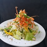 Peanut Thai Salad