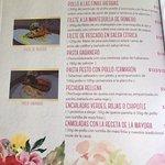 parte menu
