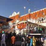 Takht Sri Keshgarh Sahib Foto