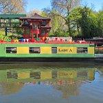 Lady A Regent's Canal www.ladya.co.uk