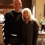 TV chef Tom Kerridge meets our Denise.