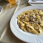 """Fuži"" - Istrian pasta with truffles"