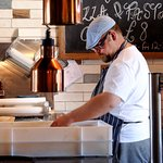 Hand-made Authentic Pizzas
