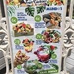 Foto di Suka Fruit Cocktail