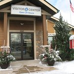 Our Visitor Information Center is open Year 'round.