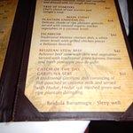 Foto de Hamanasi Restaurant
