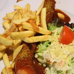 Curry wurst