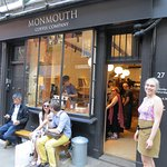 Monmouth Coffee Companyの写真