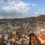 Foto Panoramica desde monumento del Pipila Guanajuato