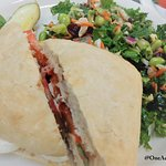 Caprese and Super Food Salad