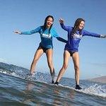 Tandem Surf!