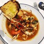 """Zuppetta"" / Fish soup. Wow!"