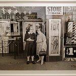 Bille Rauhauser, Stone Burlesk, oftewel tante zuster is op pad