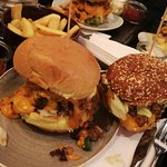 Lindenblatt Burger-Bar Foto