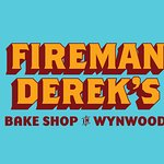Fireman Derek's Bake Shop Wynwood