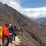 Island Peak trek 2018