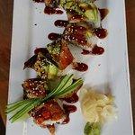Dragon Sushi!