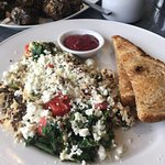 Kale Scramble ---amazing!