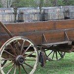 Moonshine Barrels our Front