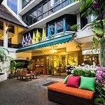 โรงแรม เดอะทานตะวัน สุรวงศ์ กรุงเทพ