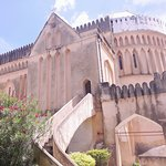 Old Slave Market/Anglican Cathedral, Stonetown Foto