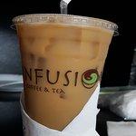 Infusion coffee & tea의 사진
