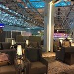 台北環亞機場貴賓室照片