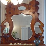 Art Deco mantelpiece