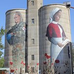Great Photos of the Silos
